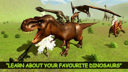 Real Dinosaur Simulator Games u2013 Dino Attack 3D 1.4 screenshots 3