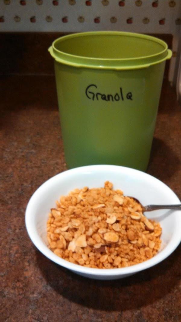 Oat Free Granola Recipe