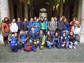 Photo: 04/12/2014 - Istituto comprensivo di Pavone sede di Banchette (To). Scuola media classe II A.