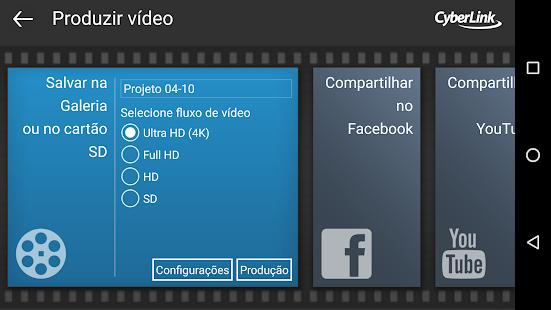 PowerDirector – Video Editor Screenshot