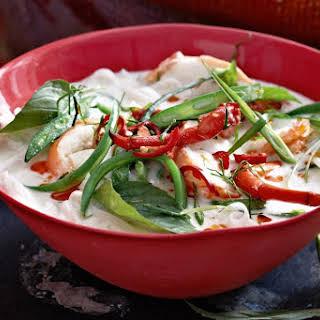 Lobster Rice-noodle Soup.