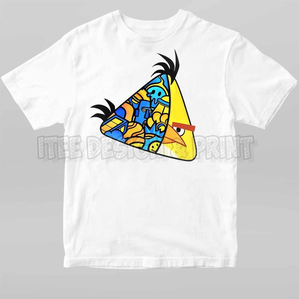 Chuck Angry Bird Yellow 8