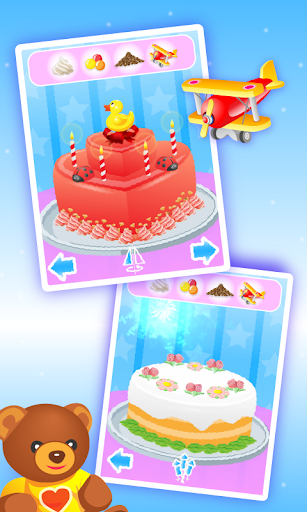 Cake Maker - Cooking Game apkpoly screenshots 4