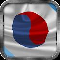 South Korean Flag LWP icon