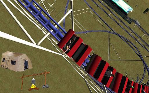 玩免費休閒APP|下載过山车公园Simulatr app不用錢|硬是要APP