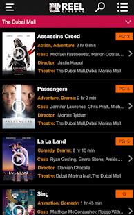 Reel Cinemas - náhled