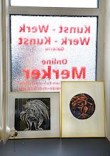 """Photo: AUSSTELLUNG  DER KÜNSTLERGRUPPE """"ART 17"""", Vernissage am 17.6.2014. Charlotte Pohl.  Foto: Barbara Zeininger"""