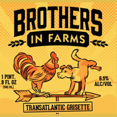 Logo of Two Roads Brothers In Farms