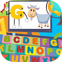 Baby Phone: Alphabet for kids and toddlers icon