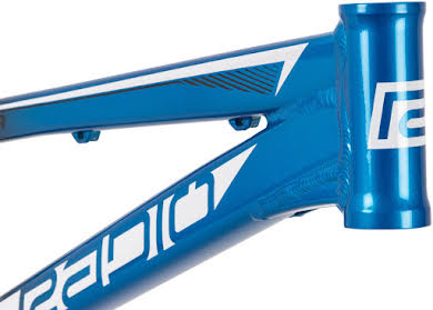 Radio Helium  BMX  Race Frame - Black / Cyan alternate image 4