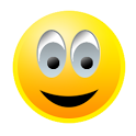 Smiley Face Live Wallpaper icon