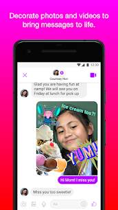 Facebook Messenger Kids – Safer Messaging and Video Chat 4