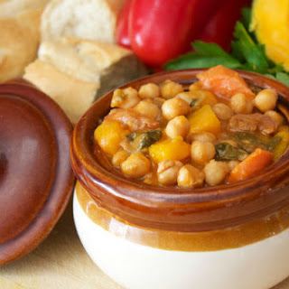 Cuban Chickpea Stew