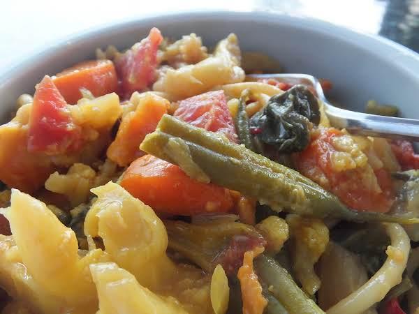 Vegetable Thukpa Recipe