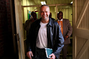 Radovan Krejcir at the Germiston Magistrates' Court in 2015.