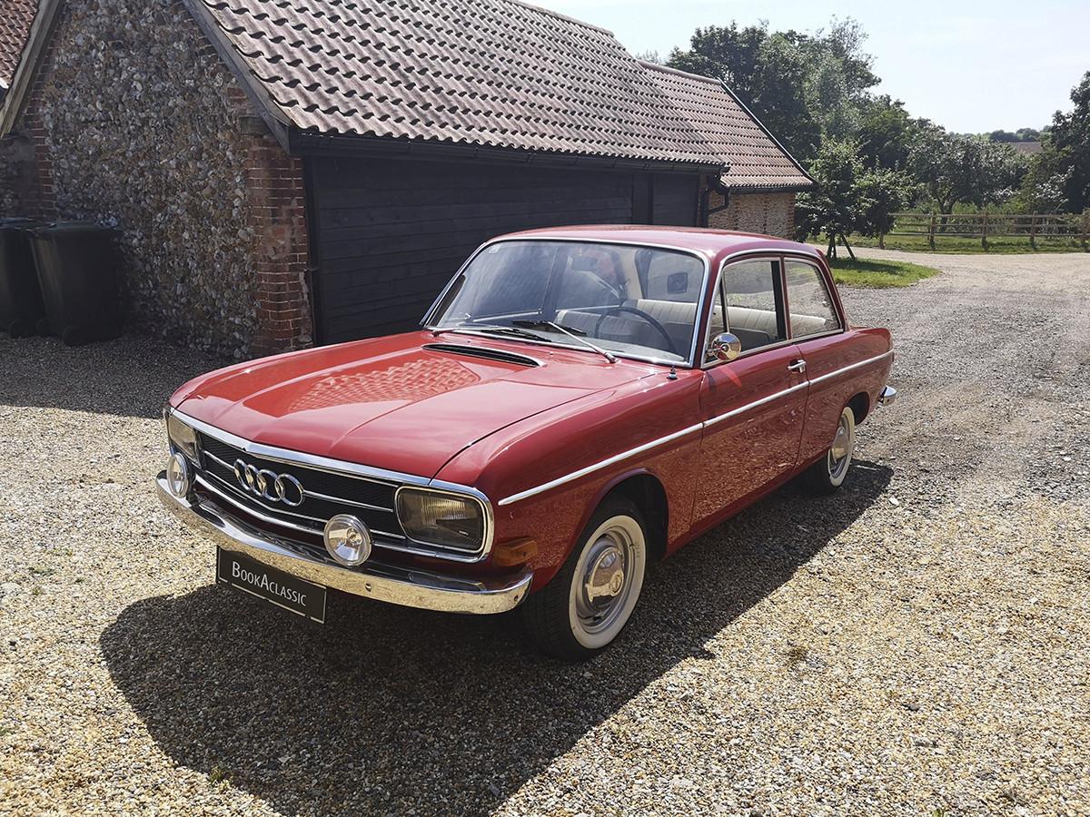 Audi 60l Hire Ipswich