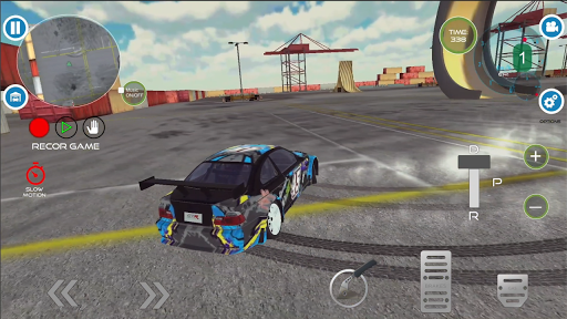 GTR Drift Simulator screenshot 7