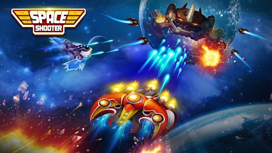 Space shooter – Galaxy attack – Galaxy shooter 1.460 8