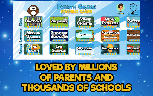 Fourth Grade Learning Games 5.0 screenshots 9