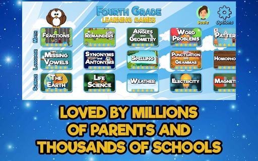 Fourth Grade Learning Games screenshots 9
