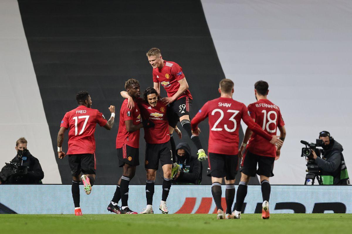 Manchester United có quá nhiều lợi thế sau trận lượt đi