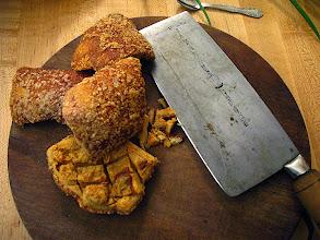 Photo: fried pork rinds