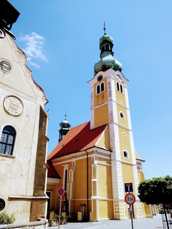 Kőszeg - Szent Imre rk. templom