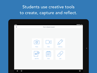 Seesaw: The Learning Journal APK screenshot thumbnail 10