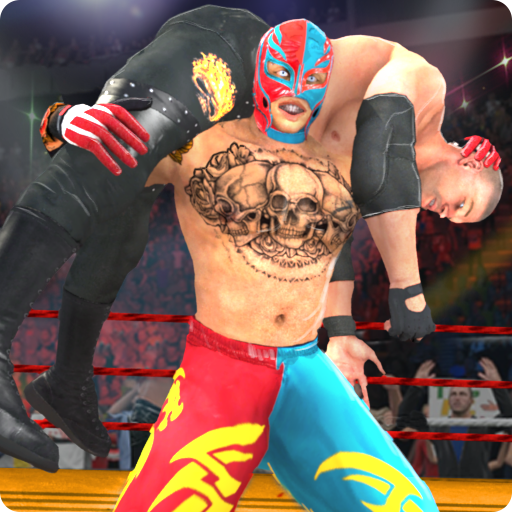 WRESTLING MAIN EVENT : WRESTLING MANIA (game)