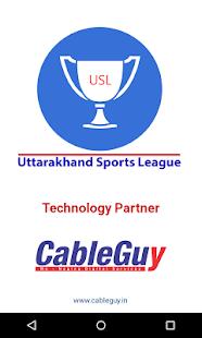 Uttarakhand Sports League - náhled