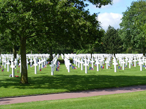 Photo: The cemetery occupies 172 acres, and contains 9,387 grave sites.