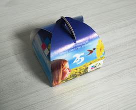 Photo: Embalagem individual para doces (bombom, bolinho, etc.) - Abre-se pela alça.