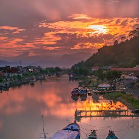 by Syaiful Anwar - Transportation Boats