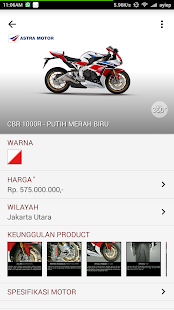 Astra Motor Catalogue- gambar mini screenshot