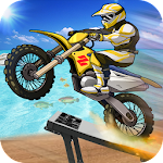 Beach Bike Race: Heavy Bike Adventure Icon