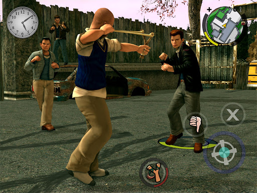 Bully: Anniversary Edition - screenshot