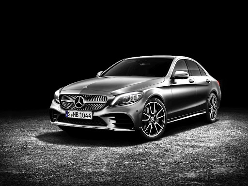 The changes are very hard to spot but the biggest is the adoption of similar headlights to the E-Class. Picture: DAIMLER