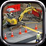 Landslide Road Rescue Operator