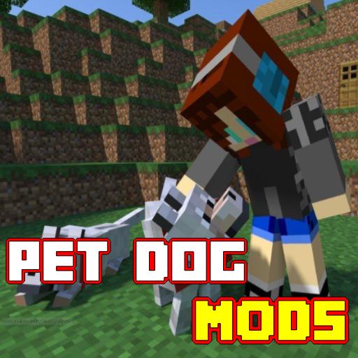 Pet Dog Mod MCPE