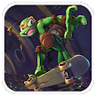 ninja jumper turtle APK