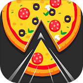 Fit The Slices – Pizza Slice Puzzle