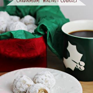 Cardamom Walnut Cookies Recipes