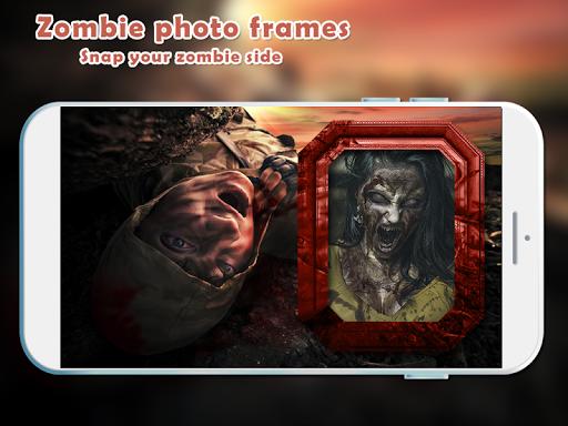 Zombie Photo Frames