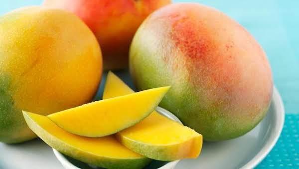 Mango/white Tea Smoothie (sallye)