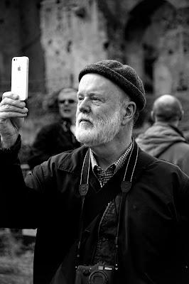 iPhone  Man Portrait di lcanest