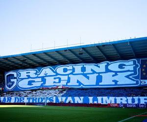 Supporters Racing Genk maken zich geen zorgen na nederlaag tegen Club Brugge