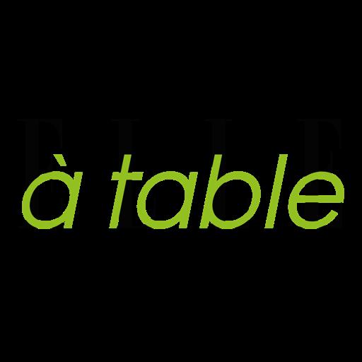 ELLE à table Magazine Icon