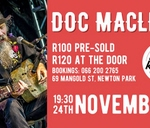 Doc Maclean live at the Music kitchen : The Music Kitchen