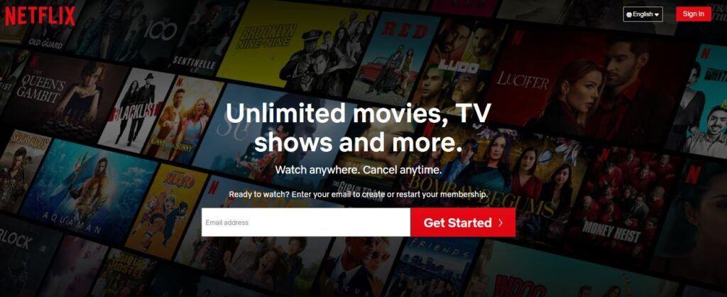 what is netflix Netflix India Plans