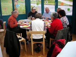 Photo: Mittagsverpflegung auf Dietisberg